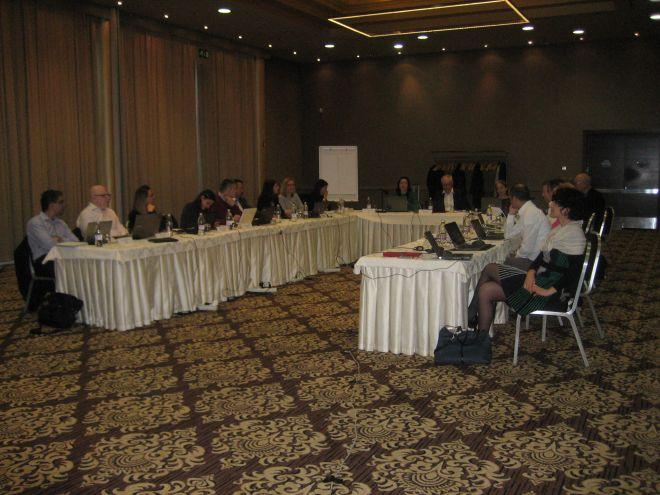 Srečanje delovne skupine EA CPC v Ljubljani